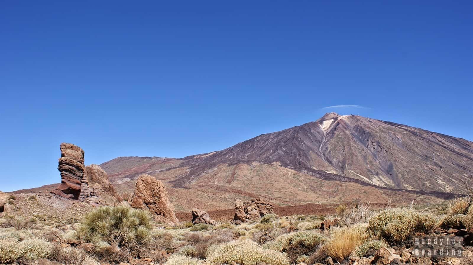 Teneryfa - wulkan Teide (galeria zdjęć)