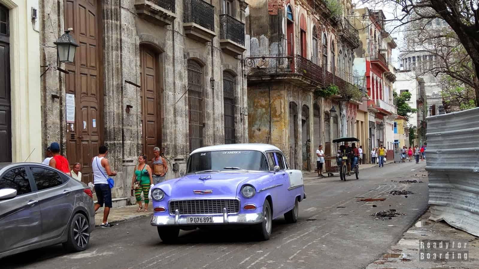 Kuba - Hawana cz.1 (galeria zdjęć)