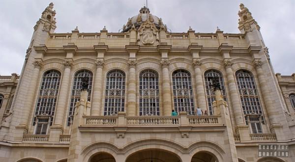 Muzeum Rewolucji, Hawana - Kuba