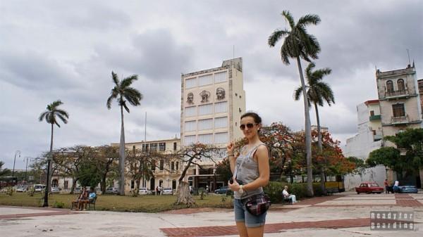 Plaza 13 de Marzo, Hawana - Kuba