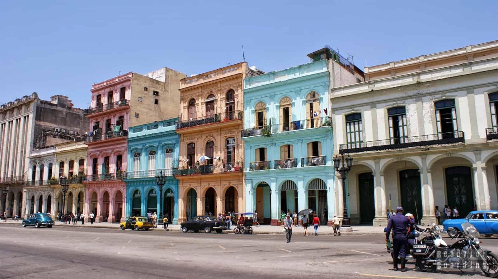 Kuba - Hawana cz.2 (galeria zdjęć)