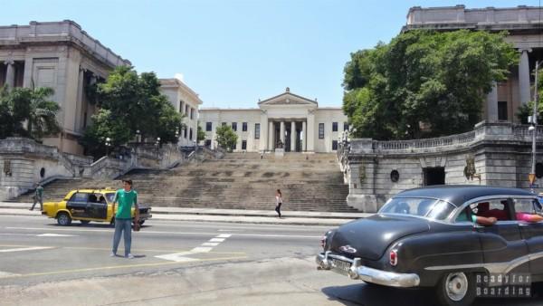 Uniwersytet w Hawanie - Kuba
