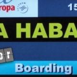 Kuba – przelot do Hawany… przez Madryt :)