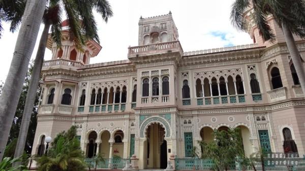 Palacio de Valle w Cienfuegos - Kuba