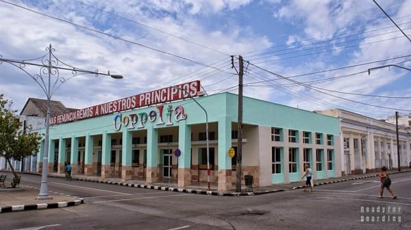 Lodziarnia, Coppelia w Cienfuegos - Kuba
