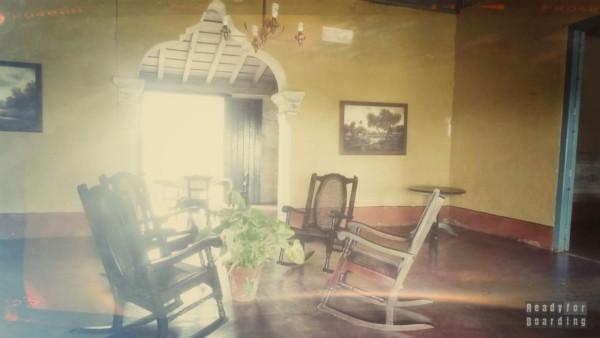 Casa Guachinango, okolice Trinidad - Kuba