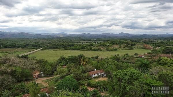 Valle de los Ingenios, okolice Trinidad - Kuba
