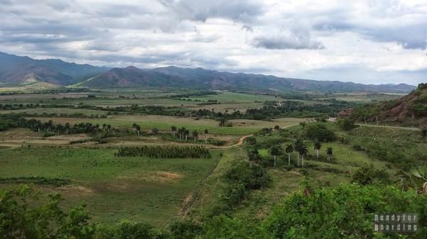 Okolice Trinidadu - Kuba