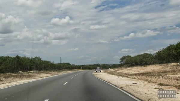W kierunku Zatoki Świń - Kuba