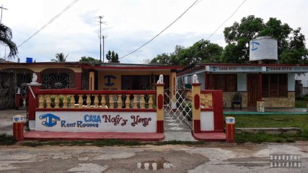 Nasza Casa w Playa Larga - Kuba