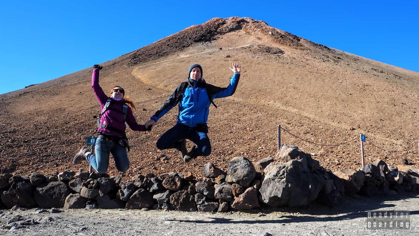 Teneryfa - podejście na Teide (galeria zdjęć)