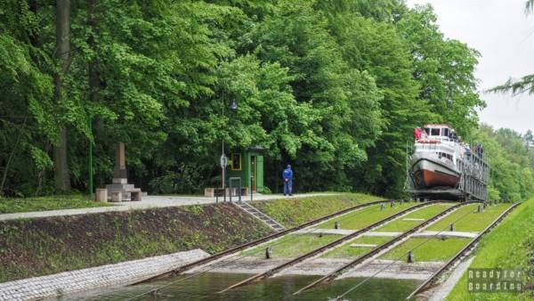 Pochylnia na Kanale Elbląskim