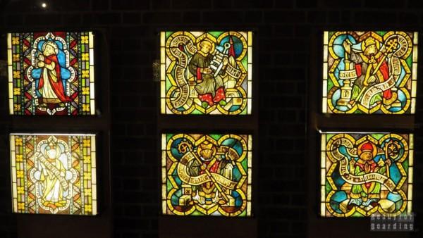Malbork - Wystawa witrażu