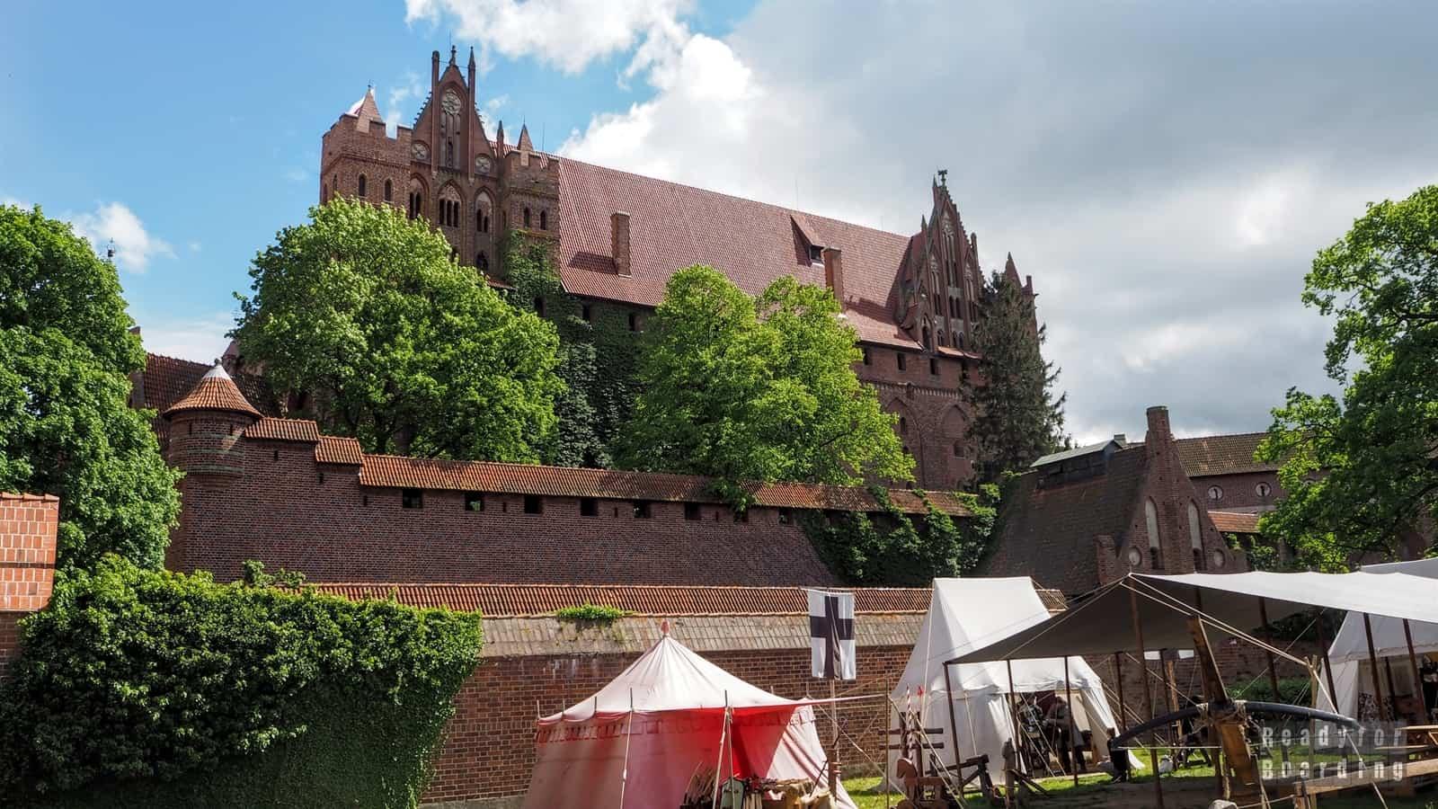 Zamek w Malborku (galeria zdjęć)