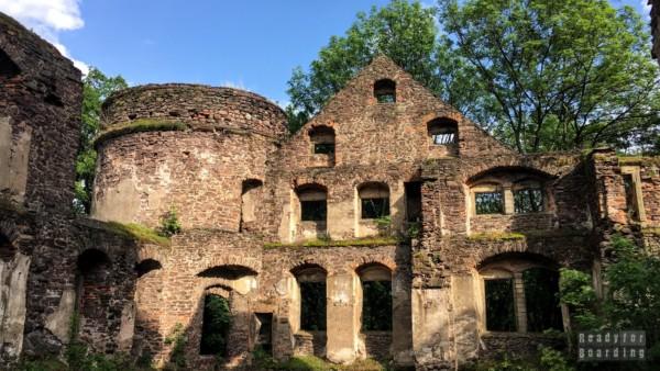Zamek Świny, Dolny Śląsk