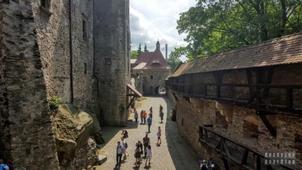Międzymurze, Zamek Czocha