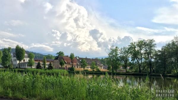 Pałac na wodzie, Staniszów, Dolny Śląsk