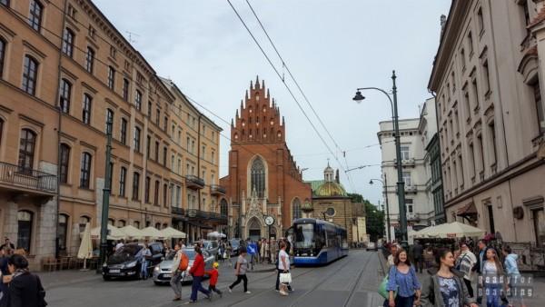 Kościół pw. Świętej Trójcy, Kraków