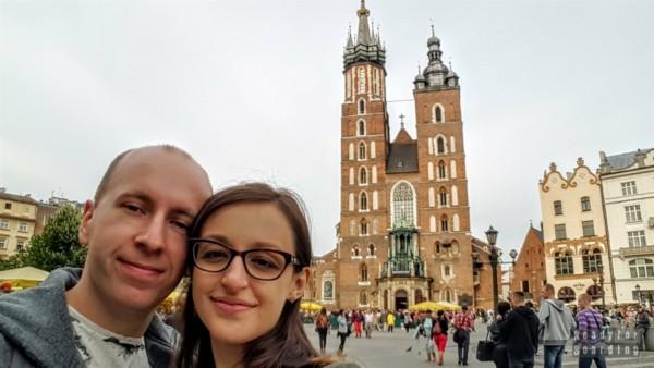Bazylika Mariacka, Rynek Główny w Krakowie