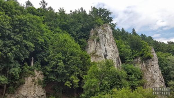 Skały Wapienne, Jura Krakowsko-Częstochowska