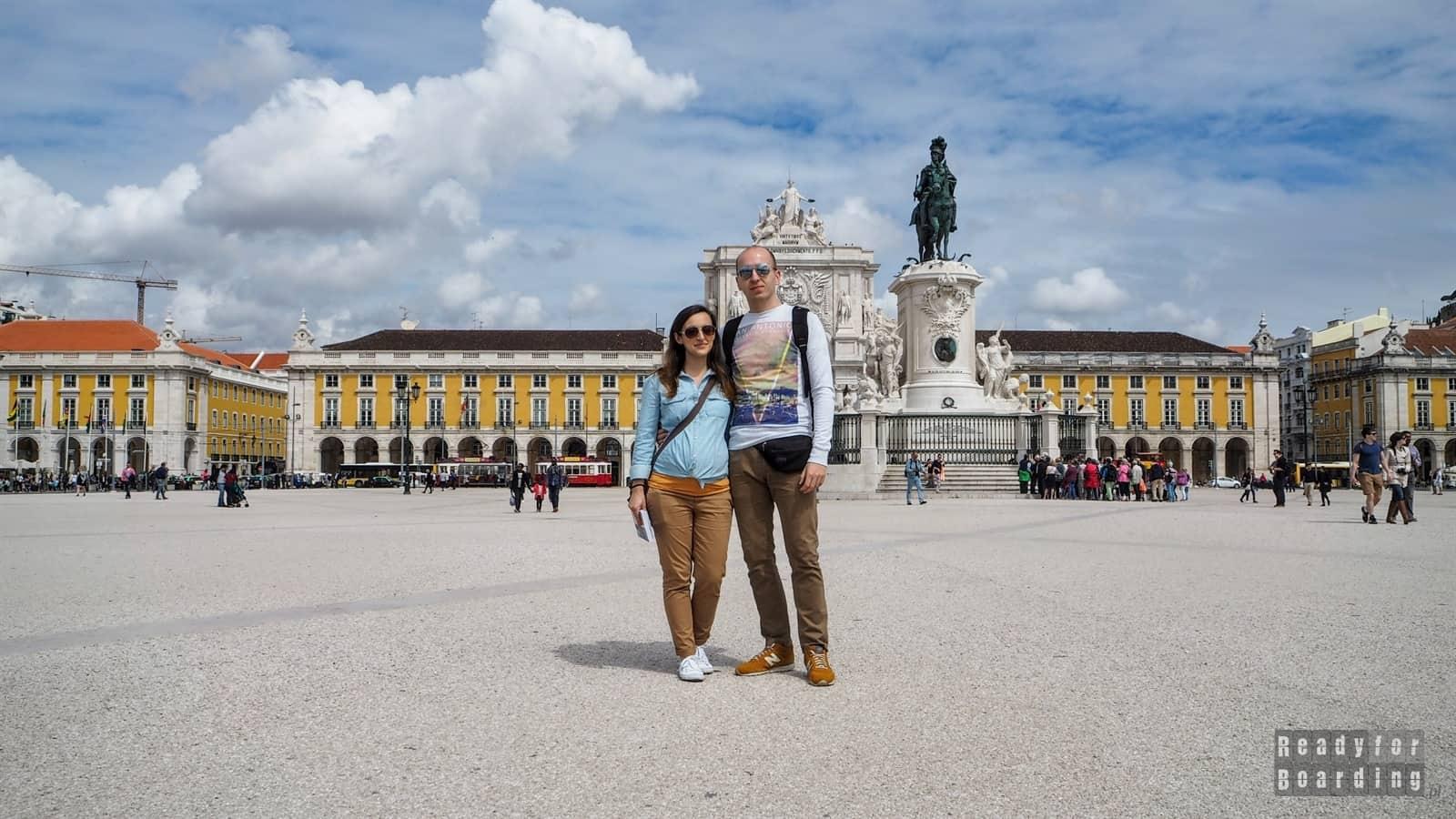 Podróżowanie w ciąży - Lizbona, Portugalia