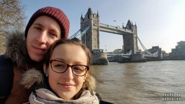 Podróżowanie w ciąży - Londyn, Anglia