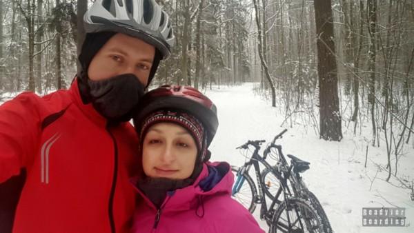 Podróżowanie w ciąży - na rowerach, Polska