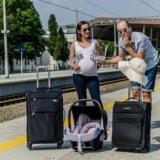 7 powodów dla których fajnie jest podróżować w ciąży