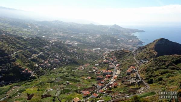 Widok na Funchal - Madera