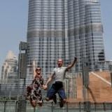 Dubaj – Burj Khalifa i Dubai Mall