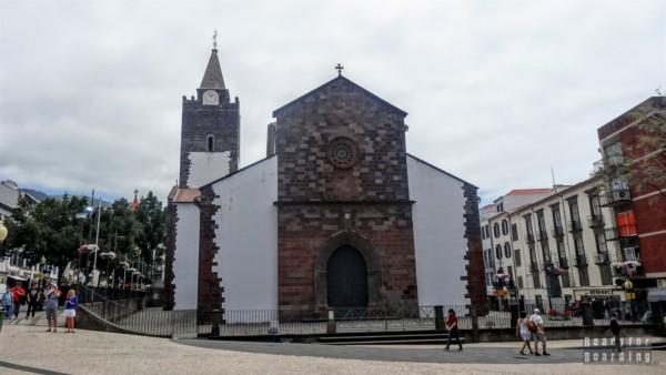 Katedra w Funchal, Madera