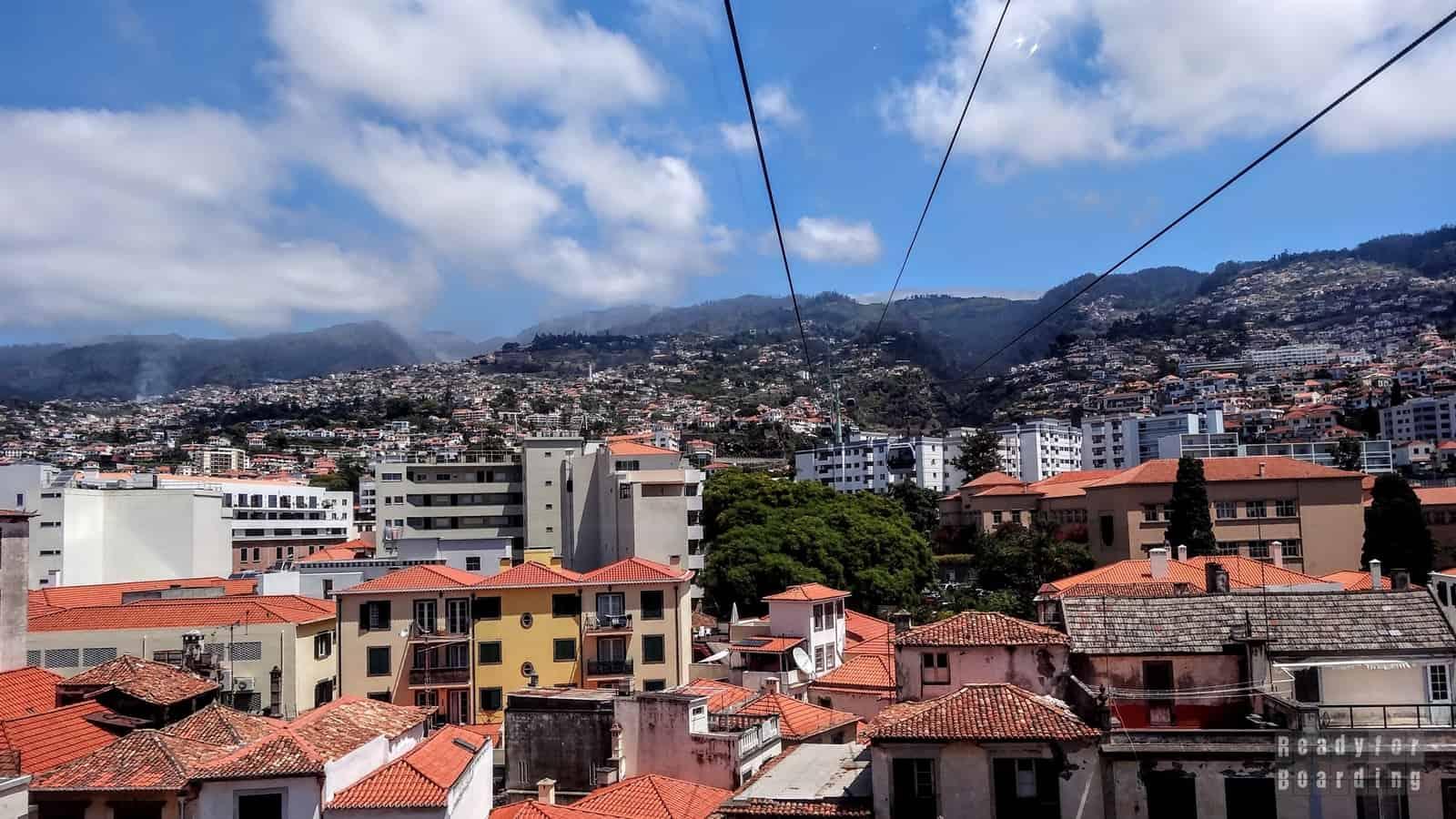 Madera - Funchal (galeria zdjęć)