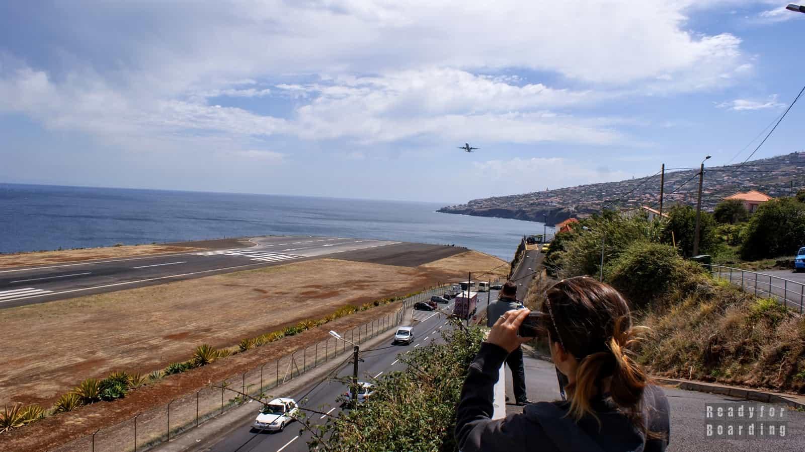Madera - lotnisko (galeria zdjęć)
