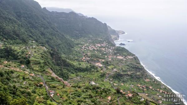 Widoki na Maderze