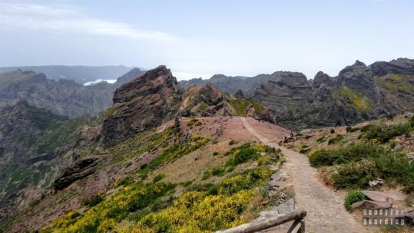 Pico do Arieiro, Madera