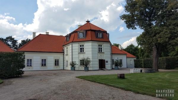 Manufaktura, Zespół pałacowo-ogrodowy w Nieborowie