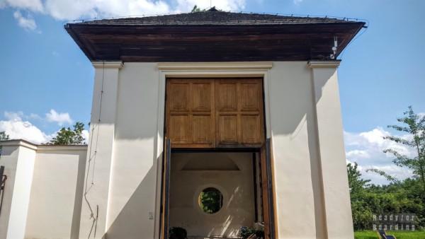 Oranżeria, Zespół pałacowo-ogrodowy w Nieborowie