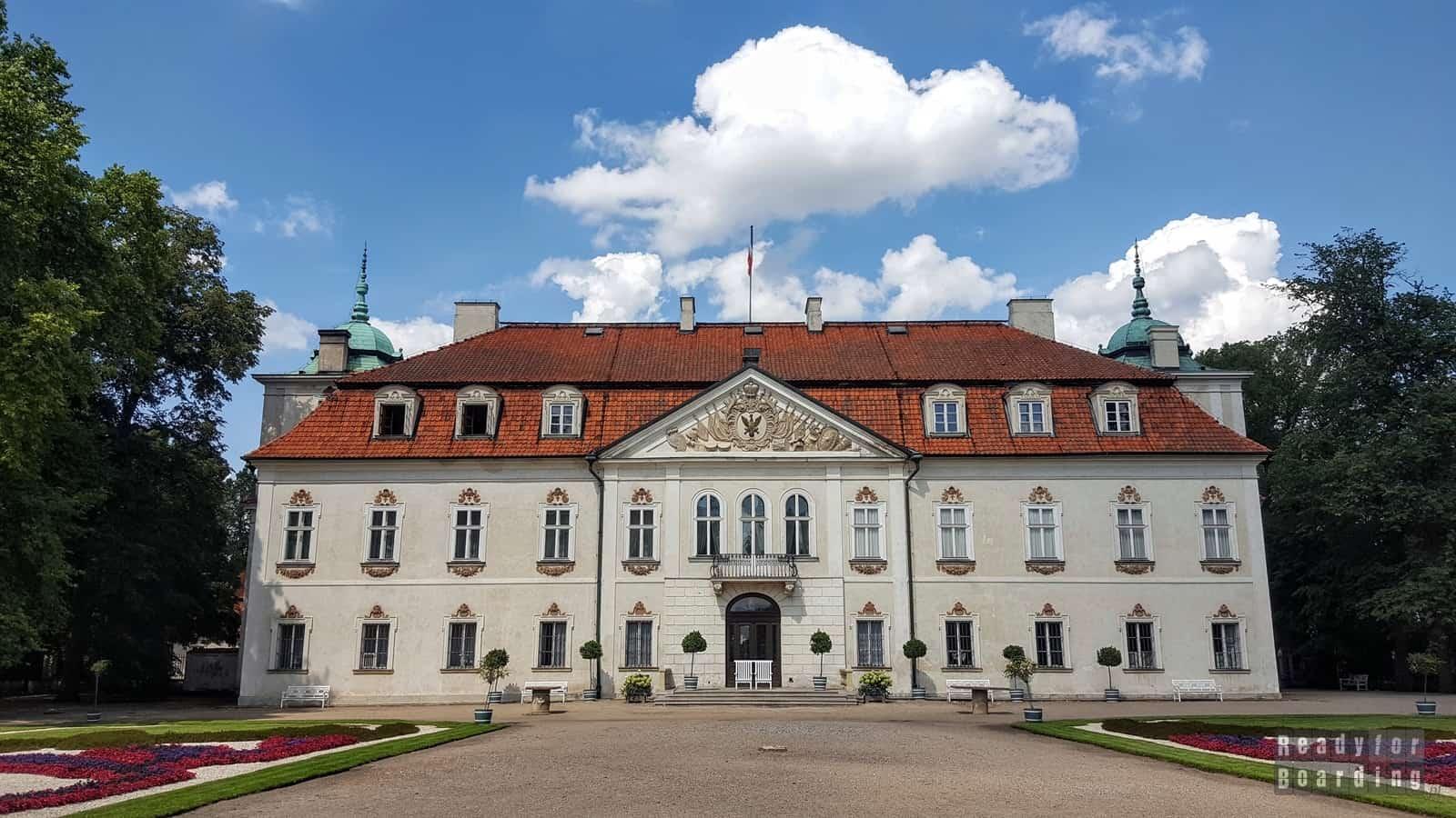 Pałac w Nieborowie (galeria zdjęć)