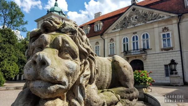 Zespół pałacowo-ogrodowy w Nieborowie