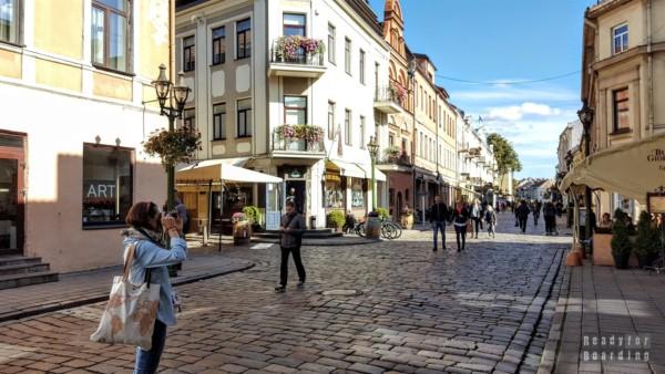 Vilniaus gatvė, Kowno - Litwa