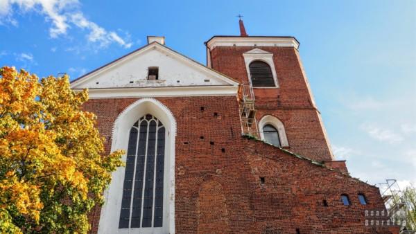 Katedra św Piotra i Pawła, Kowno