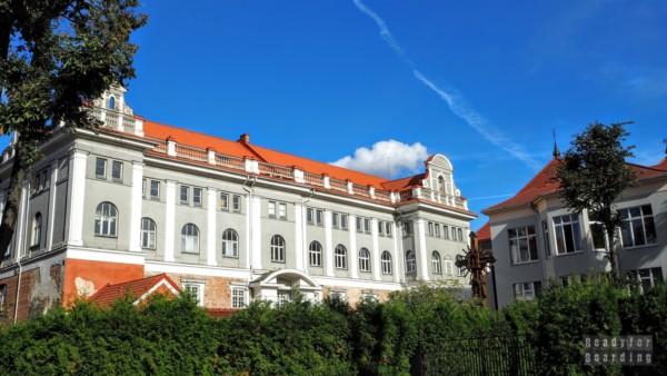 Zespół klasztorny bernardynek, Kowno
