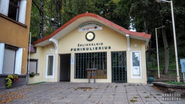 Funikular, Kowno - Litwa