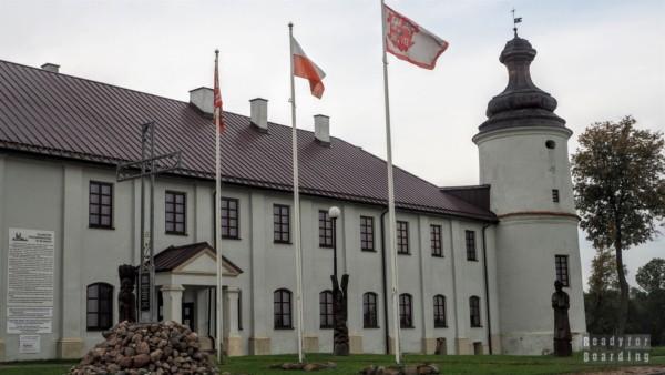 Okolice Augustowa w drodze na Litwę, Sejny