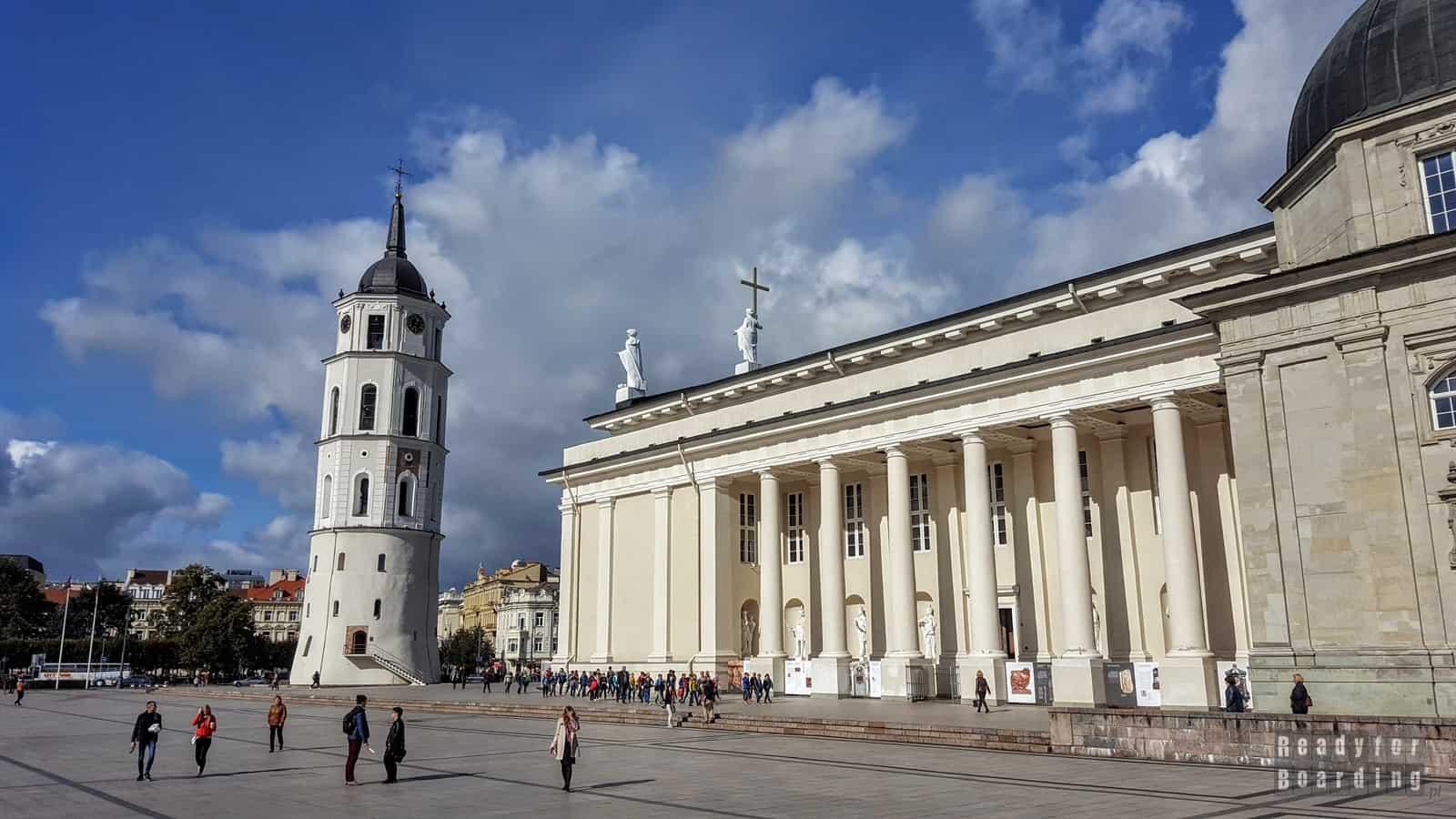 Litwa - Wilno (galeria zdjęć)
