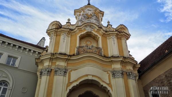 Barokowa brama, Wilno