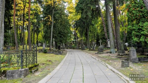 Cmentarz Antokolski, Wilno