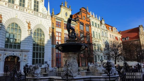 Neptun, Stare Miasto, Gdańsk - Trójmiasto