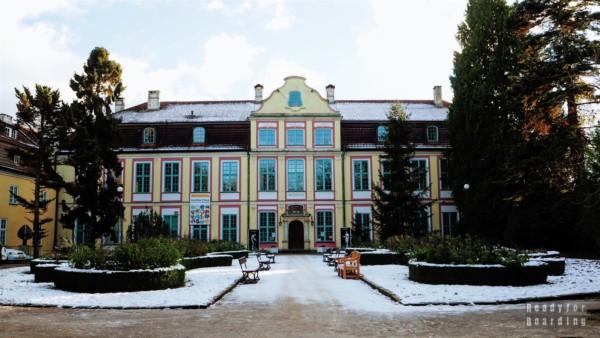 Gdańsk, park Oliwski - Trójmiasto