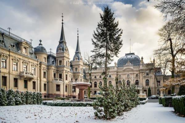 Łódź, Pałac Poznańskiego - Autor: Rafał Tomczyk, https://www.fb.me/4wymiar1